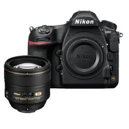 Nikon D850 Kit w/ AF-S 85mm f/1.4G Lens