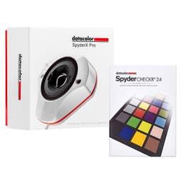 Datacolor SpyderXPro with SpyderCheckr 24 Bundle