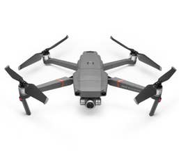 DJI Mavic 2 Enterprise Zoom is a great solution if you need to expect a technical fault at a safe distance.