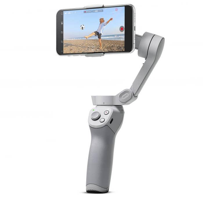 DJI OM 4 Smartphone Gimbal with Magnetic Mount