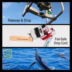 DSH Daylight Fishing System for DJI Phantom 4