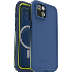 LifeProof Fre MagSafe Case for Apple iPhone 13, Onward Blue- 77-83670