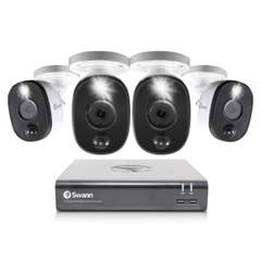 Swann 8 Camera 8 Channel 1080p Full HD DVR Security System