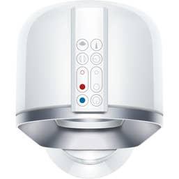 Dyson Hot+Cool Fan Heater (White/Silver)