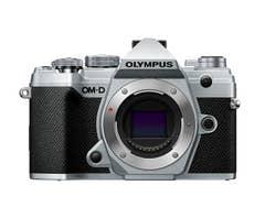 Olympus E-M5 Mark III Body - Silver