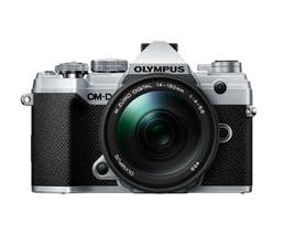 Olympus E-M5 Mark III Silver 14-150 Kit
