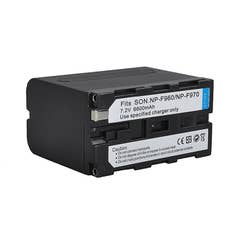 Aputure NP-F970 Lithium Battery for Atomos Monitors/Recorders