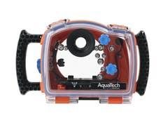 Aquatech EDGE Sony a7III/A7rIII/a9 Sport Housing - ORANGE (10181)
