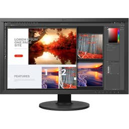 "Eizo ColorEdge CS2740 27"" 4K Monitor With USB Type-C - Black"