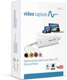Elgato Video Capture for Mac, PC or iPad