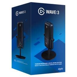 Elgato Wave 3 Premium USB Condenser Microphone