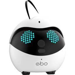 Enabot Ebo Catpal Smart Robot Companion Cat Sitter - Pro Luxury Set