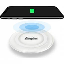 ENERGIZER Wireless Charging PAD 5W plus MicroUSB Cable White