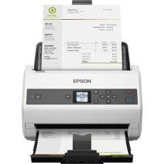 Epson DS-870 Color Duplex Workgroup Document Scanner
