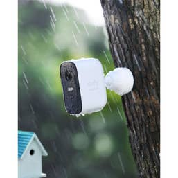 Eufy Cam 2c Security Kit 4 Pack - 4 x 1080P Eufy Camera Units + 1 x Ai Homebase Unit