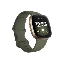 Fitbit Versa 3 - Olive/Soft Gold