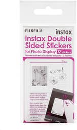 Fuji instax Double Sided Stickers