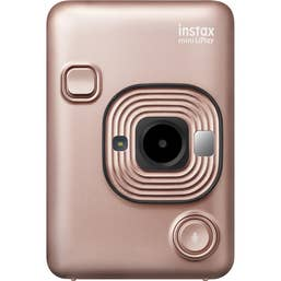 Fuji Instax LiPlay Blush Gold