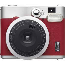 Fuji instax mini 90 Neo Classic Camera Red