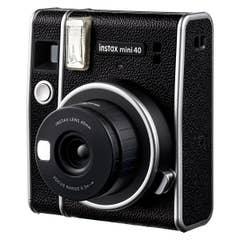 Fujifilm instax mini 40 Camera Black