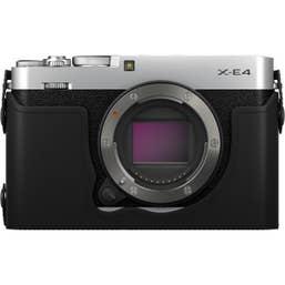 Fujifilm BLC-XE4 Black Leather Case