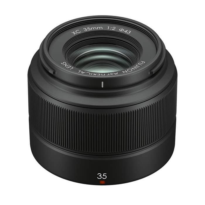 Fujifilm Fujinon XC 35mm f/2 Lens