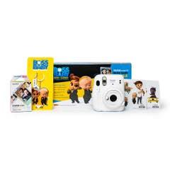 Fujifilm instax 11 BOSS BABY BUNDLE White