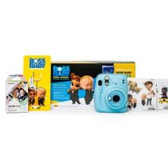 Fujifilm instax 11 BOSS BABY BUNDLE Blue