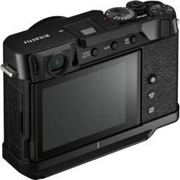 Fujifilm TR-XE4 Black Thumb Grip