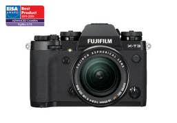 Fujifilm X-T3  - Black w/ 18-55mm XF f/2.8-4 R LM OIS