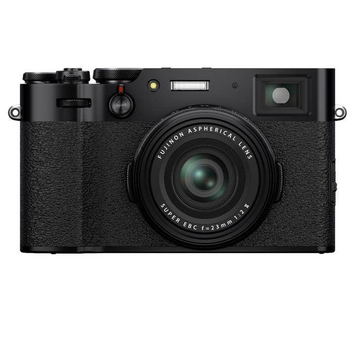 Fujifilm X100V - Black