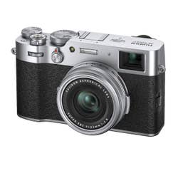 Fujifilm X100V - Silver