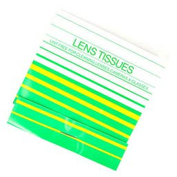 FVE Lens Tissue single pk (50 Sheets)