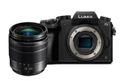 Panasonic G7 Body w/ Lumix G Vario 12-60mm f3.5-5.6 ASPH.