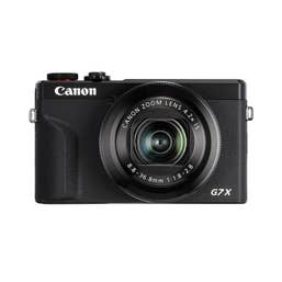 Canon PowerShot G7X Mark III - Black