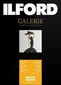 "Ilford Galerie Fine Art Smooth 200gsm 17"" 43.cm x 15m Roll GPFAS"