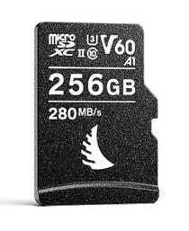 ANGELBird AV PRO microSD 256 GB V60   1 PACK