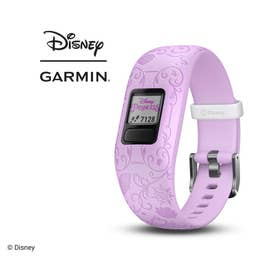 Garmin Vivofit jr. 2 Fitness Tracker (Disney Princess - Purple)