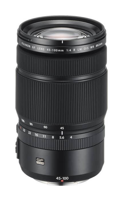 FUJINON GF 45-100mm f/4 R LM OIS WR Lens