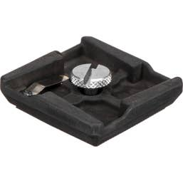 """Gitzo GS5370C Quick Release Plate with 1/4""""-20 and 3/8""""-16 Screws"""