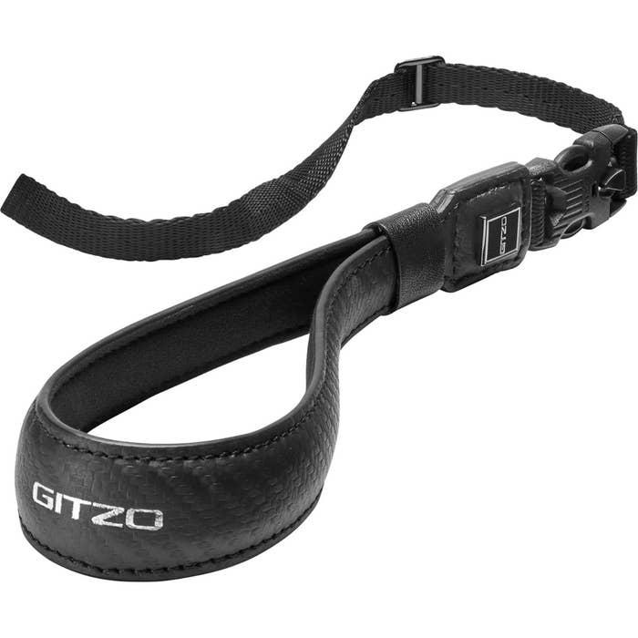 Gitzo Wrist Strap Century Leather 47cm featuring G-Lock