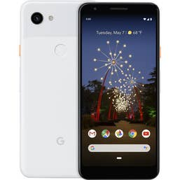 Google Pixel 3a 64GB (Clearly White)