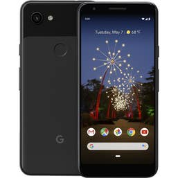 Google Pixel 3a 64GB (Just Black)