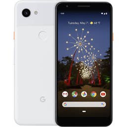 Google Pixel 3a XL 64GB (Clearly White)