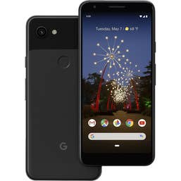 Google Pixel 3a XL 64GB (Just Black)
