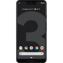 Google Pixel 3XL 64GB (Just Black)