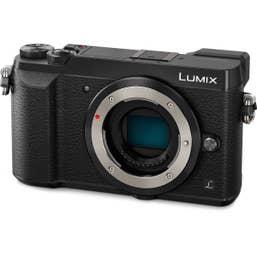 Panasonic Lumix GX85 Body - Black