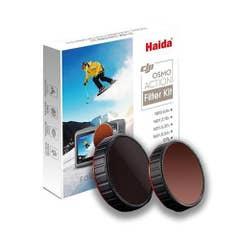 Haida NanoPro ND & C-POL Kit for DJI Osmo Action Camera (ND 0.9, 1.2, 1.5 & C-POL)