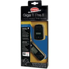 Hahnel Giga T Pro II 2.4 GHz Wireless Timer Remote for Olympus/Panasonic