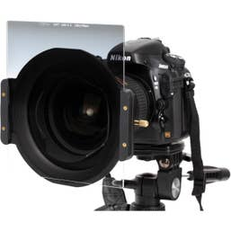 Haida 150 Series Soft Grad Filter ND0.6 - 2 Stops 150x170mm